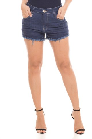 Shorts Jeans Z-32 Mid Drop Azul