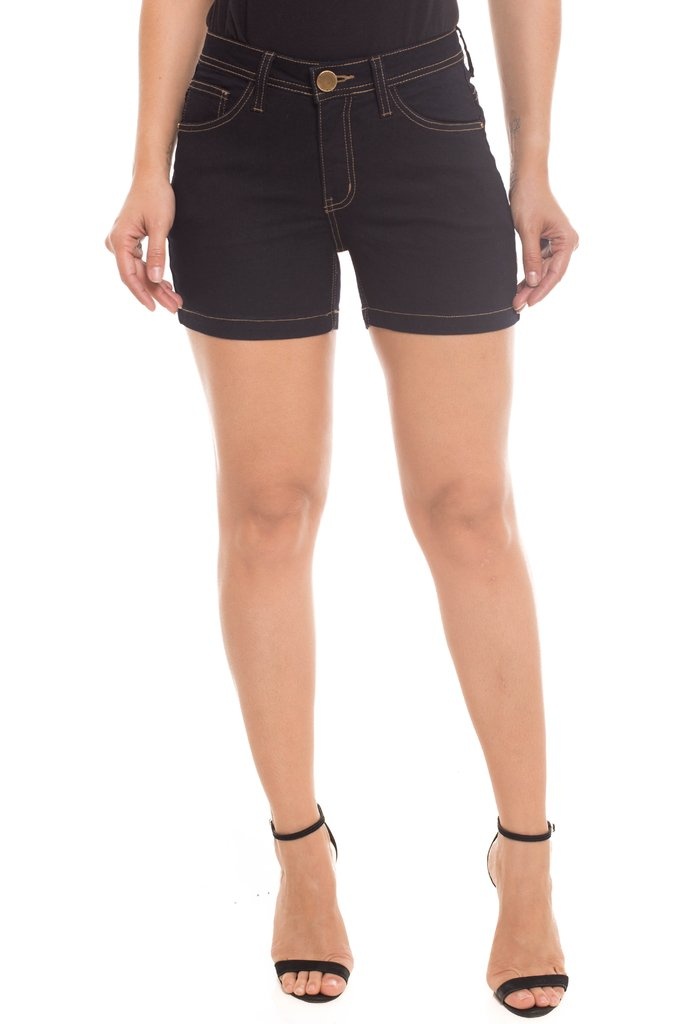 Shorts Jeans Z-32 Angie Plus Azul