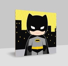 Batman Cute - Placas decorativas na internet
