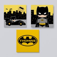Batman Cute - Placas decorativas - comprar online