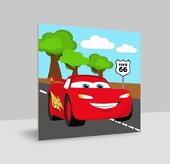 Carros Disney - Placas decorativas - comprar online