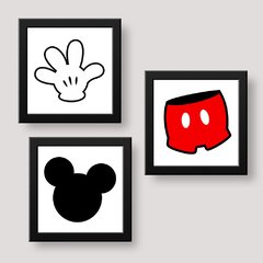 quadros decorativos mickey mouse