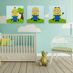 Minions - Placas decorativas