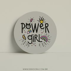 Power Girl #2 - Quadro Placa