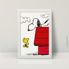 Poster Decorativo Snoopy