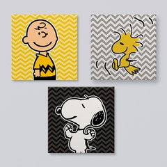 placas decorativas snoopy