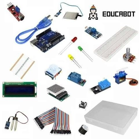 Kit Arduino Intermedio