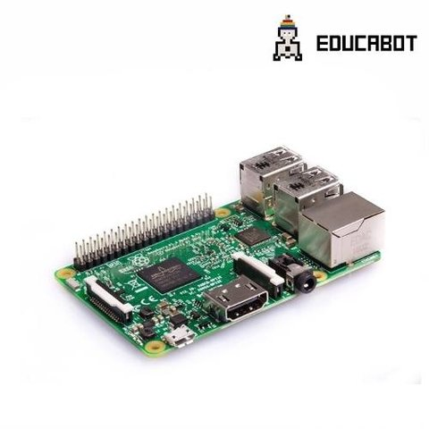 Raspberry Pi 3 Model B 1 Gb - comprar online
