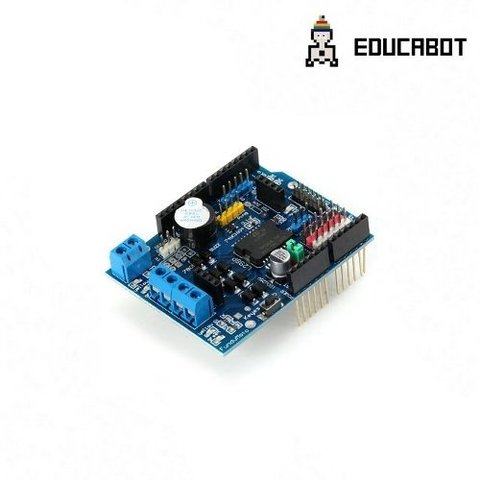 Arduino Smd L298 Motor Driver Shield