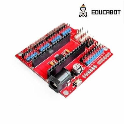 Arduino Nano Shield Expansion Board Modulo Expansion Eb0021