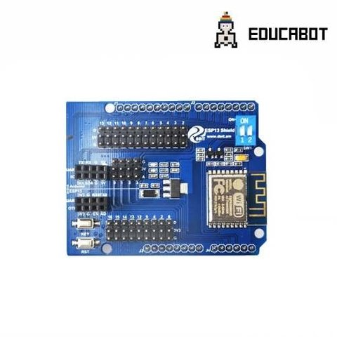 Esp8266 Wifi Web Server Shield Para Arduino Uno Esp13