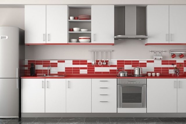 PORCELANATO 8X26 SUBWAY ROJO PORTINARI DECORA RED (M2)