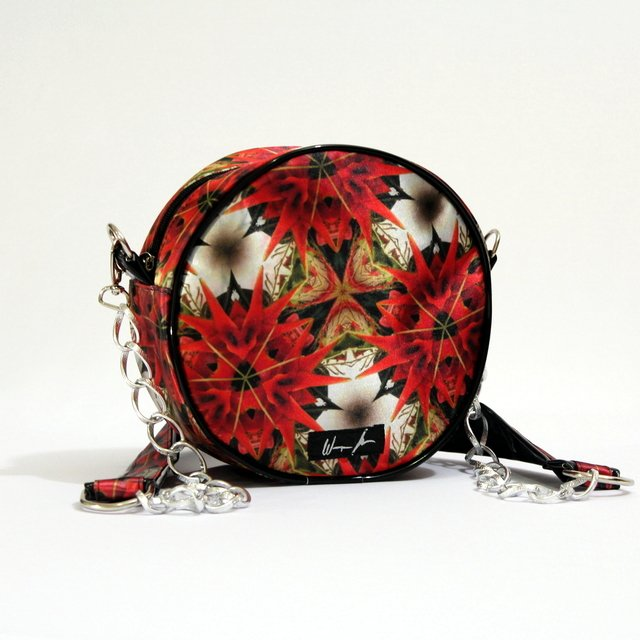 BAG POCHETTE HELICON FLORAL