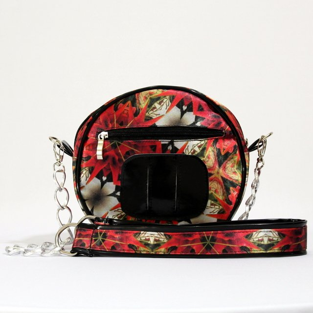 BAG POCHETTE HELICON FLORAL na internet