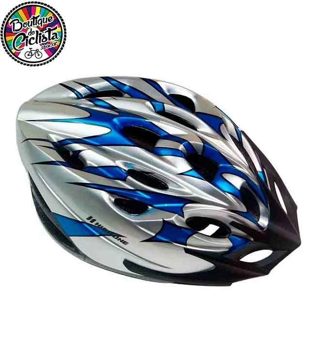 Capacete High One - Bike MTB MV18 - azul 976aa78cb4