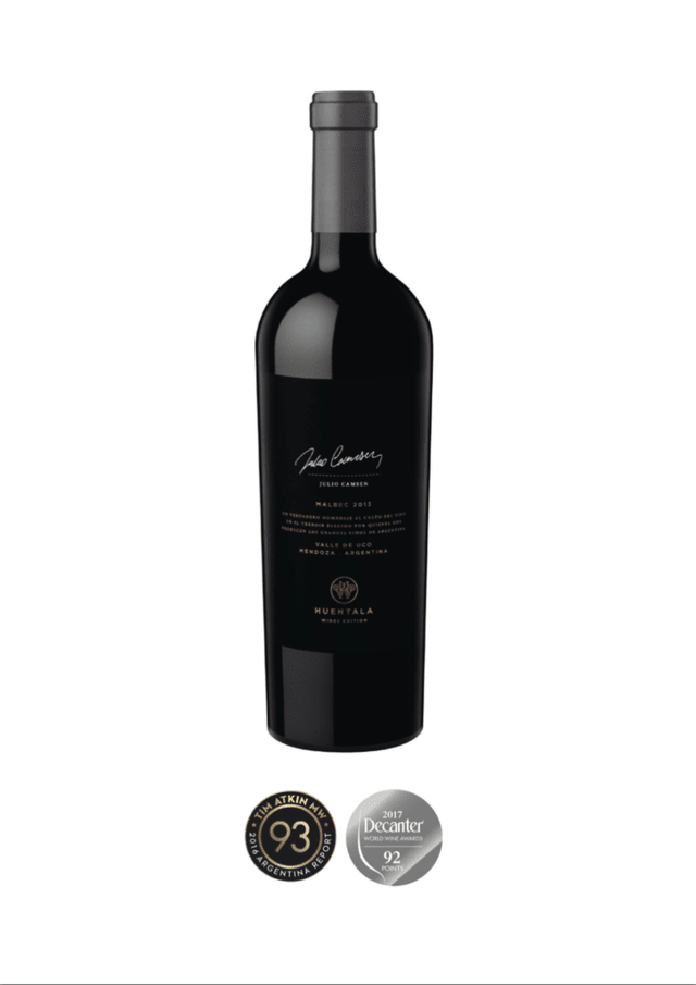 HUENTALA WINES EDITION Malbec 2013