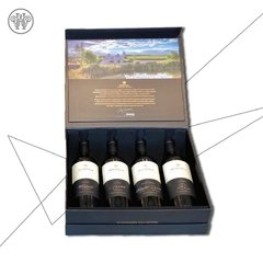 HUENTALA WINEMAKERS COLLECTION (4 Botellas con Estuche Premium). en internet