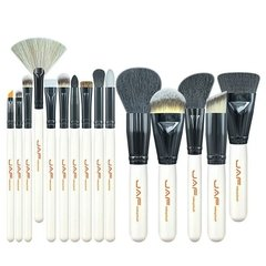 Set de 15 Brochas de Pelo Mixto - JAF -