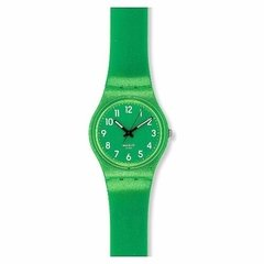 Reloj Swatch Flaky Green Gg212
