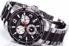 Reloj Certina Ds Podium Big Chrono C0016172220700 Hombre - laperegrinajoyas