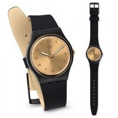 Reloj Swatch Golden Friend Too Gb288 - comprar online