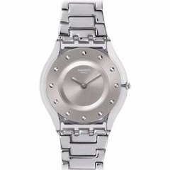 Reloj Swatch Silver Drawer Sfk393g