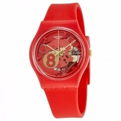 Reloj Swatch Eight For Luck Gr166