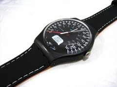 Reloj Swatch Black Brake Suob117 - laperegrinajoyas