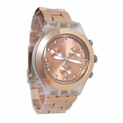 Reloj Swatch Full Blooded Caramel Svck4047ag en internet