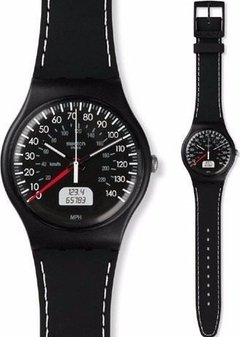 Reloj Swatch Black Brake Suob117 en internet