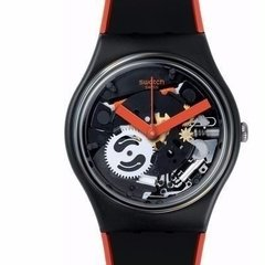 Reloj Swatch Red Frame Gb290