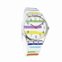 Reloj Swatch Colorland Ge254 Mujer - tienda online