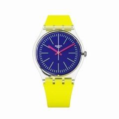 Reloj Swatch Accecante Ge255 Unisex