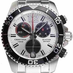 Reloj Certina Ds Action Chrono C0134171103700 Hombre - laperegrinajoyas