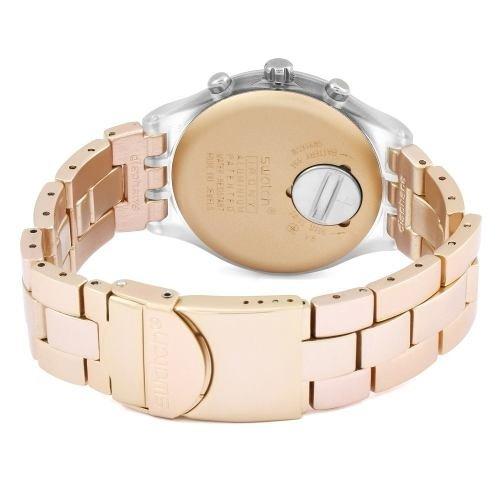 Reloj Svck4047ag Caramel Full Blooded Swatch pSMUVz