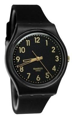Reloj Swatch Golden Tac Black Gb274 - comprar online