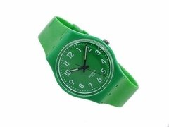 Reloj Swatch Flaky Green Gg212 en internet