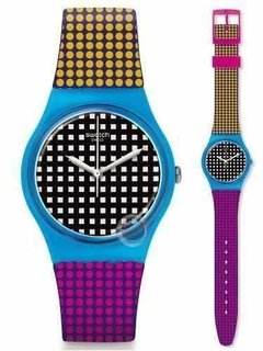 Reloj Swatch Behind The Wall Gs146 - comprar online