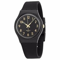 Reloj Swatch Golden Tac Black Gb274