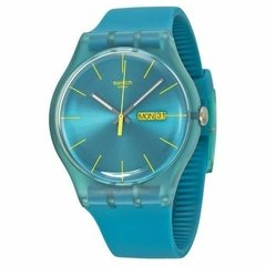 Reloj Swatch Turquoise Rebel Suol700
