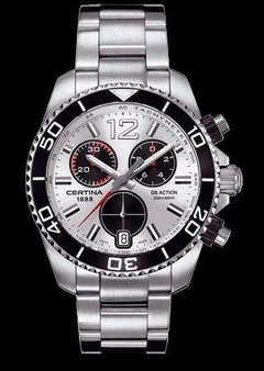 Reloj Certina Ds Action Chrono C0134171103700 Hombre en internet