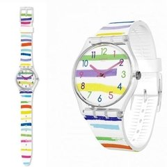 Reloj Swatch Colorland Ge254 Mujer - comprar online