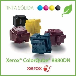 Tinta Solida Xerox 8880dn Caja6 Sticks X Color Partner Xerox