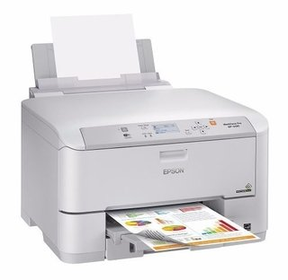 Impresora Epson Workforce Pro Wf-5190 Tinta Color Wifi Nueva