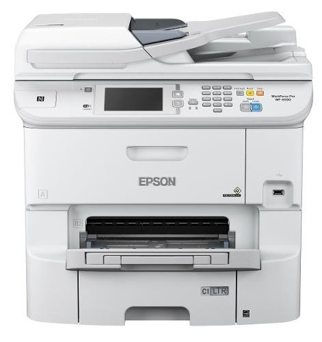 Fotocopiadora Multifuncion Color Epson Workforce 6590 Nueva!