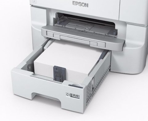 Impresora Epson Workforce Pro Wf-6090 Tinta Color Wifi - comprar online