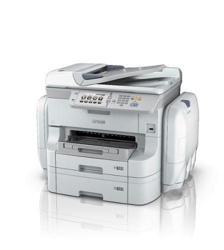 Multifuncion Impresora Color Epson Workforce R8590 A3 - Renta Simple