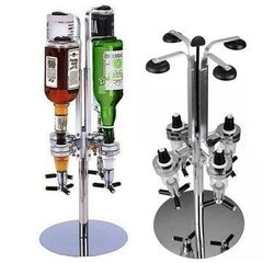 Dispenser Bebidas 4 Botellas Bar Butler Gira Ideas Obelisco