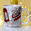 Caneca I Love London