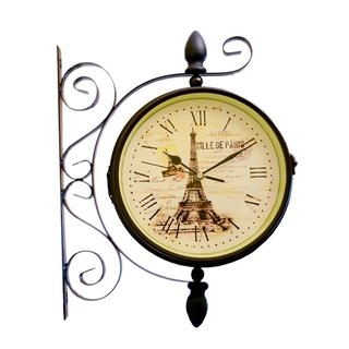 Relógio Estação Ville De Paris